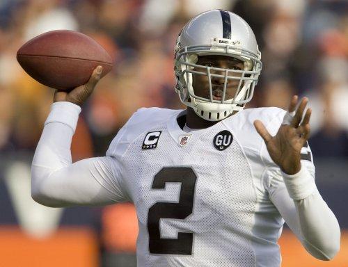 JaMarcus Russell, Oakland Raiders settle