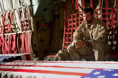'American Sniper' releases first photos of Bradley Cooper
