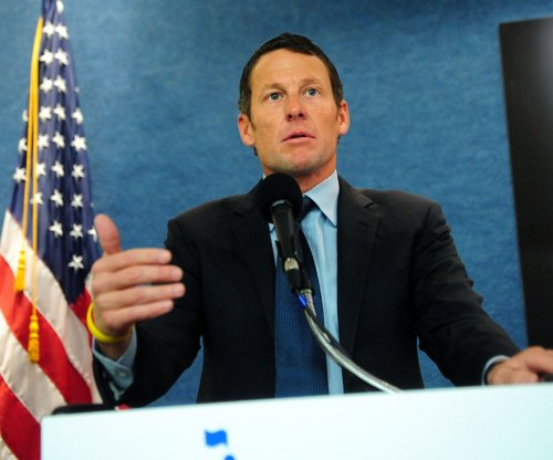 Police: Girlfriend covered for Lance Armstrong after minor crash