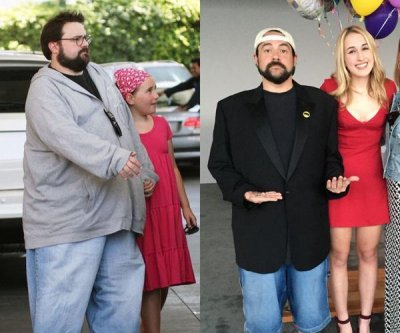 Kevin Smith shows off 85-pound weight loss