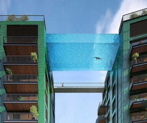 London-based company to build suspended 'sky pool'