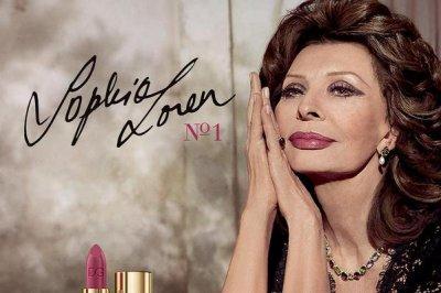 Sophia Loren stuns in Dolce & Gabbana ads at age 81