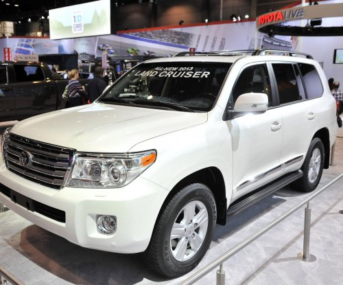 U.S. asks how Islamic State militants got so many Toyotas