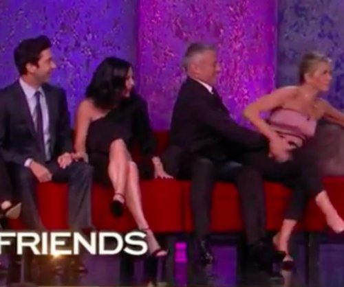 See the first promo for the 'Friends' reunion on NBC