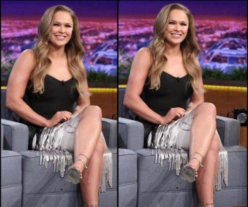 Ronda Rousey apologizes for Photoshopped promo