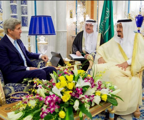 Kerry asks Saudis for support on Syrian cease-fire