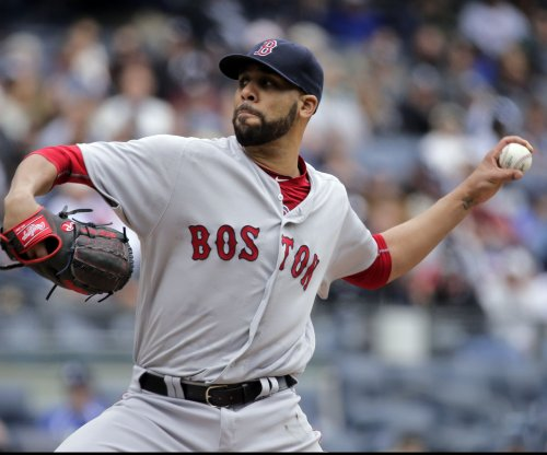 Boston Red Sox win night game for doubleheader split