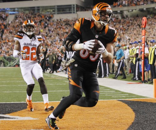 Tyler Eifert aims to return for Cincinnati Bengals' opener