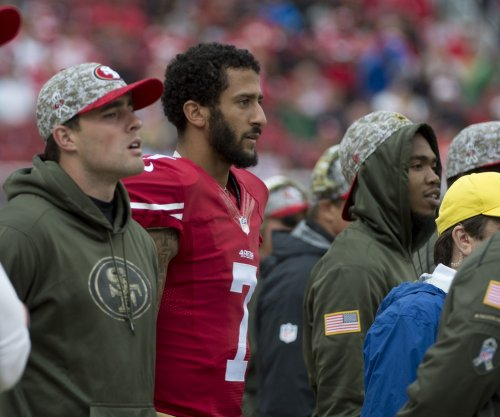 San Francisco 49ers QB Colin Kaepernick blasted for anti-police socks