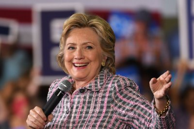 Clinton's cookies clean up in magazine's online poll