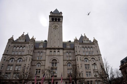 GSA: Trump hotel's lease with government in full compliance