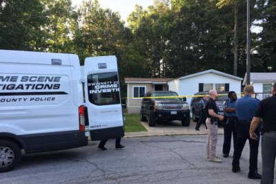 Husband, four children stabbed to death in Georgia home