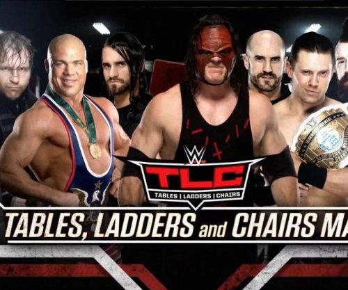 WWE TLC: Kurt Angle returns to in-ring action, Finn Balor battles AJ Styles