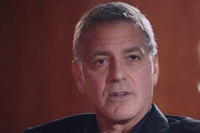 George Clooney talks about marriage to Amal with David Letterman