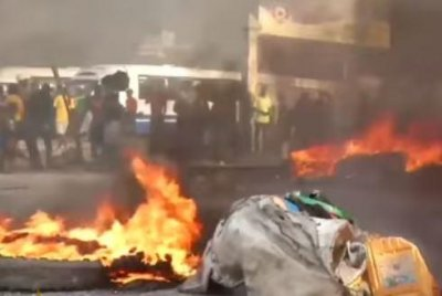 U.S. citizens in Haiti warned to shelter in place during protests