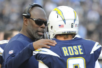 Los Angeles Chargers' Anthony Lynn won't dwell on costly dropped passes
