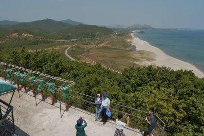 North Korea rejects working-level talks on Mount Kumgang