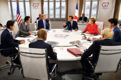 House OKs resolution disapproving Russia's participation in G7
