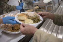 Thanksgiving Feed-the-Troops meals to be delivered 'grab-and-go style'