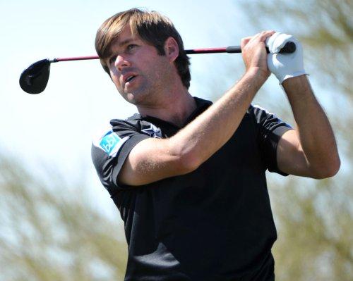 Rock, Uihlein share Irish Open lead