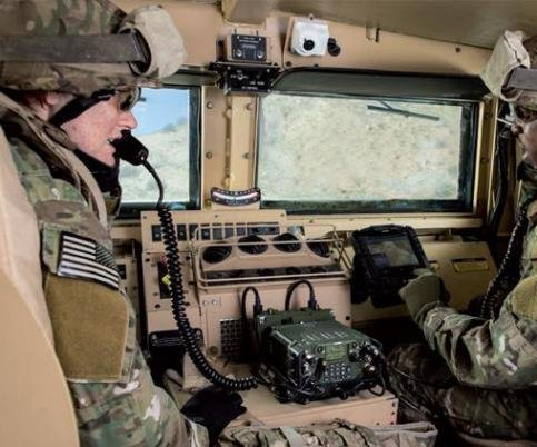 U.S. Army orders radios for Mid-East, African countries