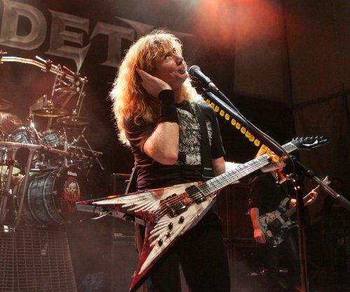 Megadeth gets a new drummer -- Dirk Verbeuren