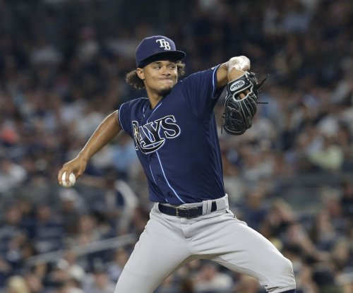 Chris Archer strikes out 10 as Tampa Bay Rays rout Houston Astros