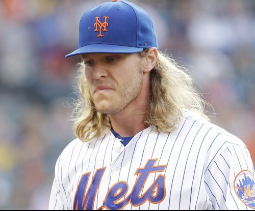 New York Mets RHP Noah Syndergaard to miss Saturday's start