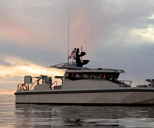 Metal Shark wins Navy contract for patrol boats