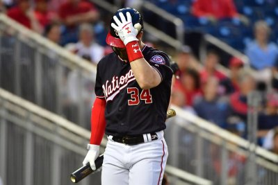 Washington Nationals visit New York Yankees for two-game series