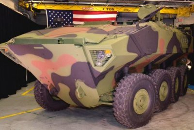 Report: Testing reveals flaws in Marines' new amphibious combat vehicle