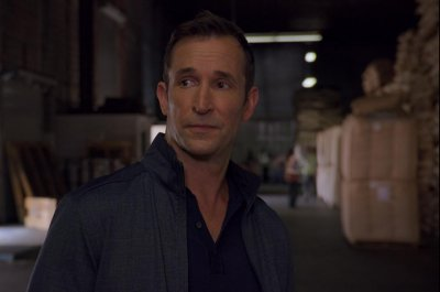 Noah Wyle: 'Leverage: Redemption' character fits well with original cast