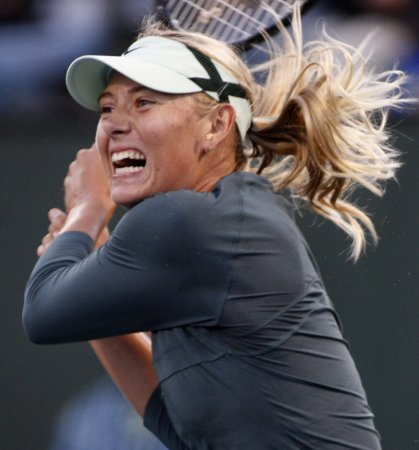 Sharapova advance at $2 million Rogers Cup