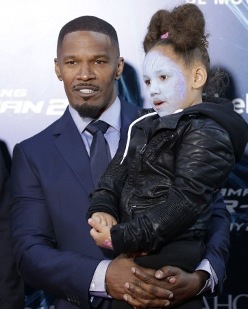 Jamie Foxx explains his take on his 'Amazing Spider-Man 2' villain Electro