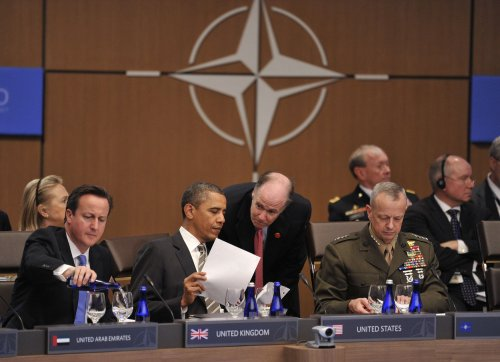 NATO secretary general expects Wales Summit to make history