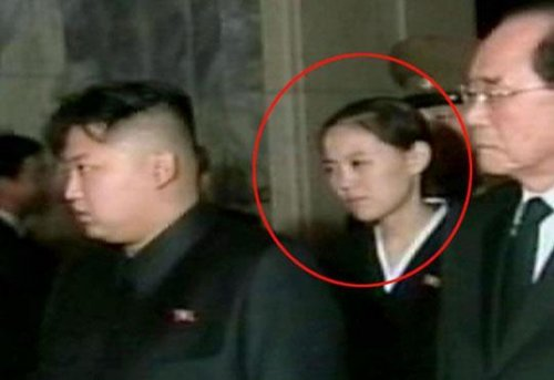With North Korea's Kim Jong Un out of sight, spotlight on little sister