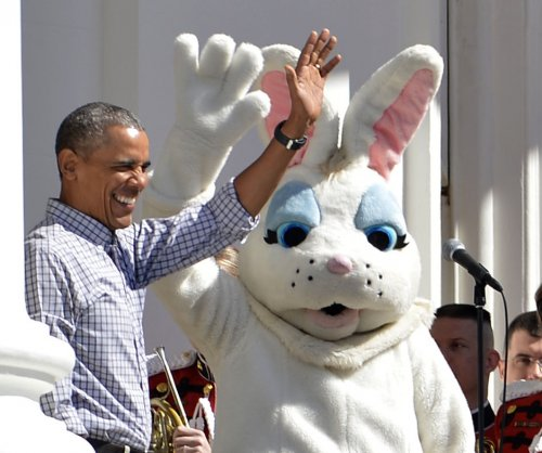 Easter Bunny, Obama celebrate 137th White House Easter Egg Roll