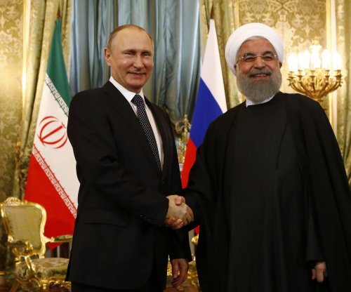 Russia and Iran's growing cooperation hints at a new Middle East