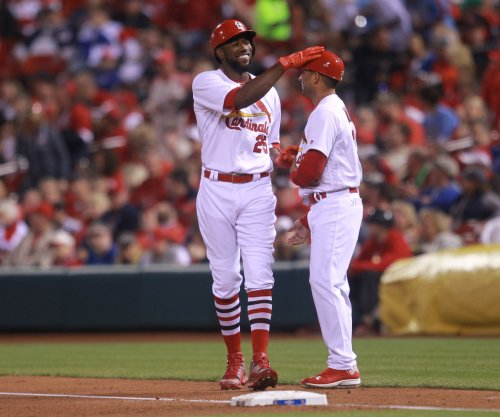 Randal Grichuk walk-off single lifts St. Louis Cardinals past Chicago Cubs in season opener