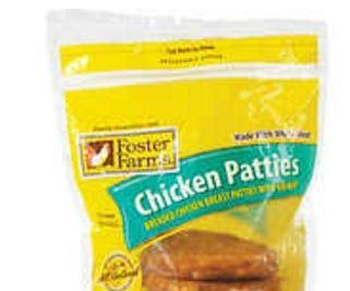 Foster Farms chicken patties recalled for possible plastic contamination