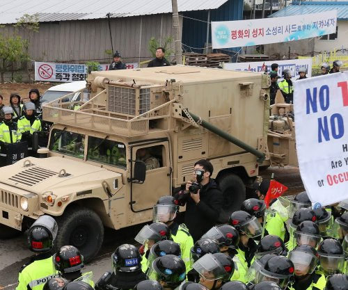 South Korea to mobilize thousands of police at THAAD site