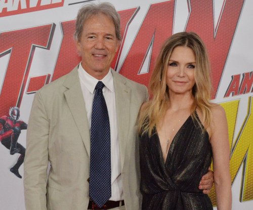Michelle Pfeiffer brings David E. Kelley to 'Ant-Man and the Wasp' premiere