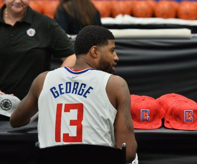 Paul George to make Los Angeles Clippers debut this week