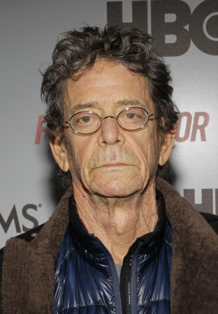 Lou Reed's memorial held at the Apollo Theater in NYC