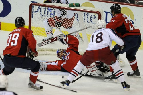 NHL: Columbus 3, Boston 2