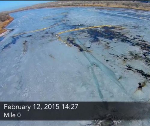 Montana oil spill response stalled by weather