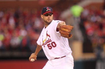 St. Louis Cardinals sweep Cincinnati Reds