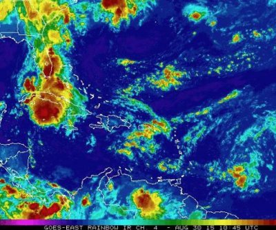 Tropical Storm Erika remnants bring flooding to Florida, South Carolina