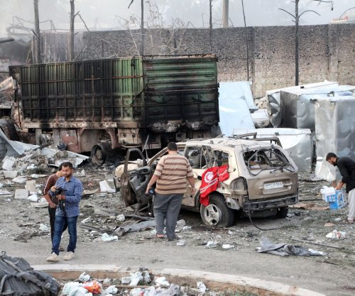 Four aid workers killed in 'unacceptable' airstrikes near Aleppo