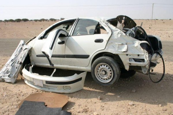 Drunk Driving Is The Top Reason For Car Crashes